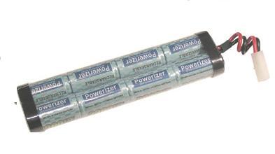 NiCd Battery Pack: 6V 4000mAh (5xC hump) for emergency light
