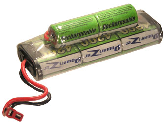 Rc Car Batteries >> Nimh Battery Pack 9 6v 4200mah For Rc Car Boat 8xsc Hump 6 2