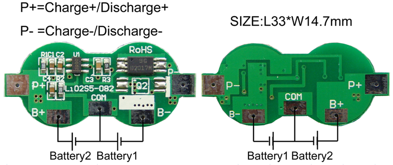 7 4v Lithium Ion Battery Charger Circuit To Boldly