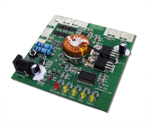 CMB (Charge Management Board) for Li-Co / Li-Mn-Ni / LiFePO4 Packs