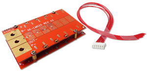 PCM for LTO Battery Packs
