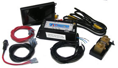 BMS (Battery Management System) for Li-Ion/LiFePO4 Pack