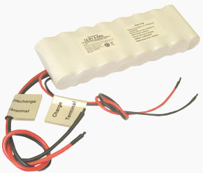 Customize LiFePO4 26650 Battery: 12 8V 6 6Ah (84Wh  16A rate PCM