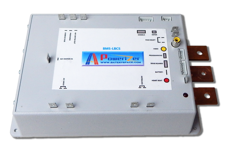 LiFePO4 Battery Control System