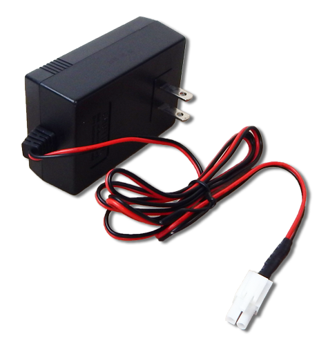 6-12 Volt NiCd /& NiMH Battery Pack Smart Charger 600 mAh