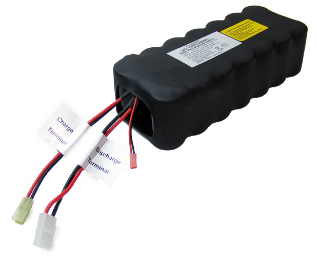 Nimh Battery Pack 24v 10 Ah For Electric Bike And Scooter With