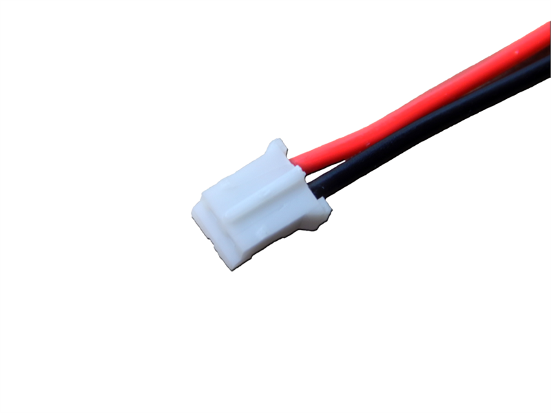 Connector/Adaptor: JST-PH-2P+ connector with 24 AWG wire