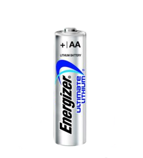 anders nieuwe foto's officiële site Primary Lithium Battery: Energizer AA 1.5V, 3000mAh Ultra ...