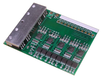 protection circuit module (pcb) for li ion (18650) battery pack 36v