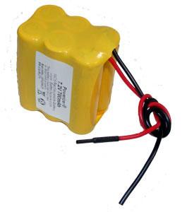 NiCd Battery Pack 72V 700 MAH